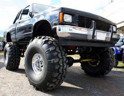 Big Pickup Truck